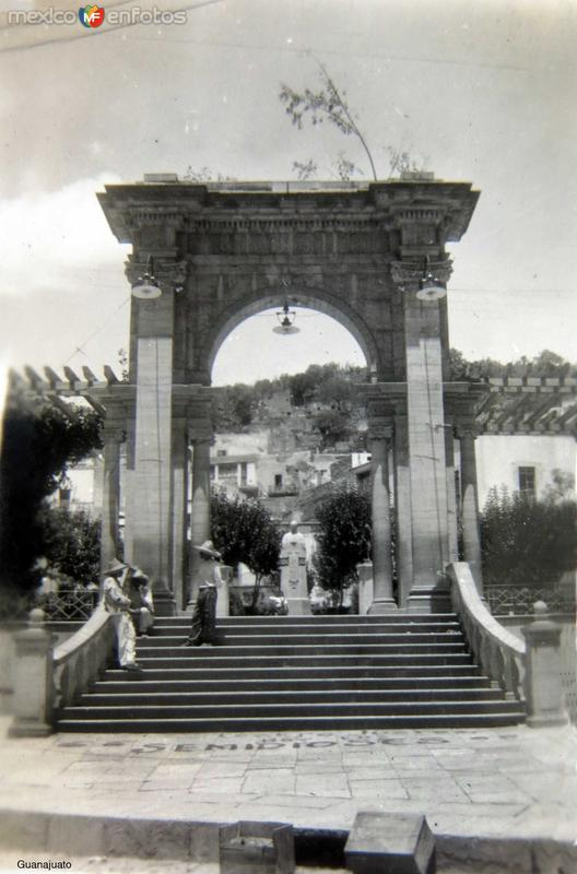 Kiosko no identificado circa 1939
