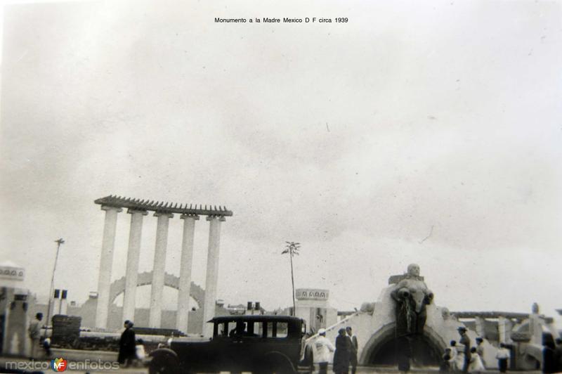 Parque México (circa 1939)