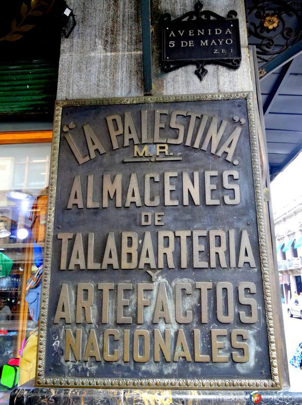 Tienda La Palestina
