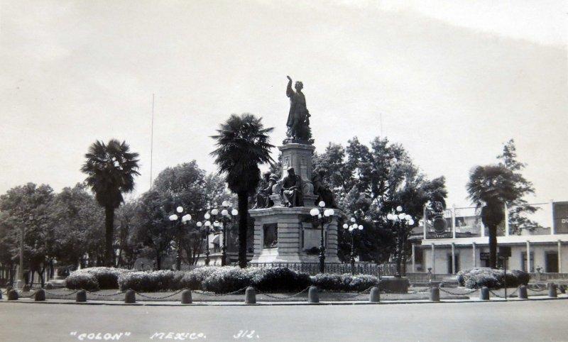 MONUMENTO A COLON circa 1930-1950