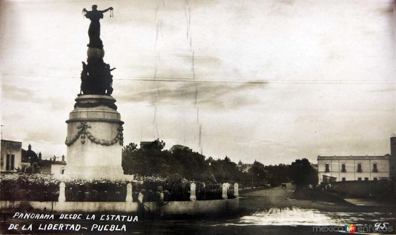 ESTATUA DE LA LIBERTAD Circa 1930-1950