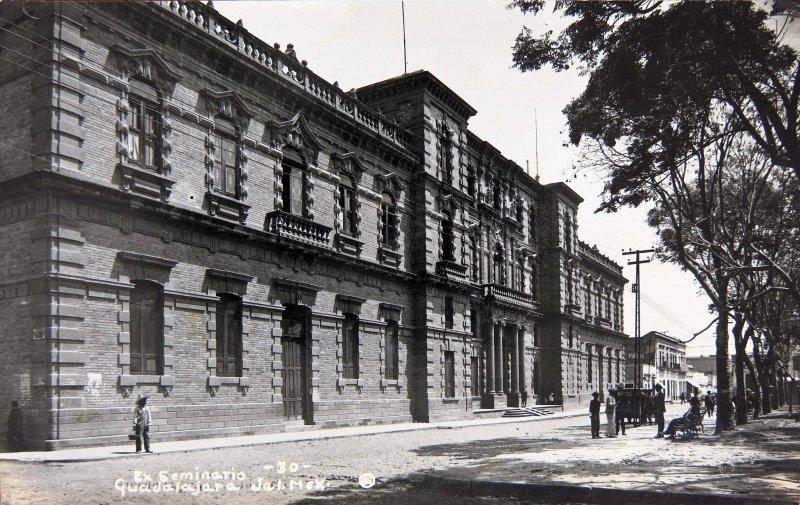 EX SEMINARIO 1930-1950
