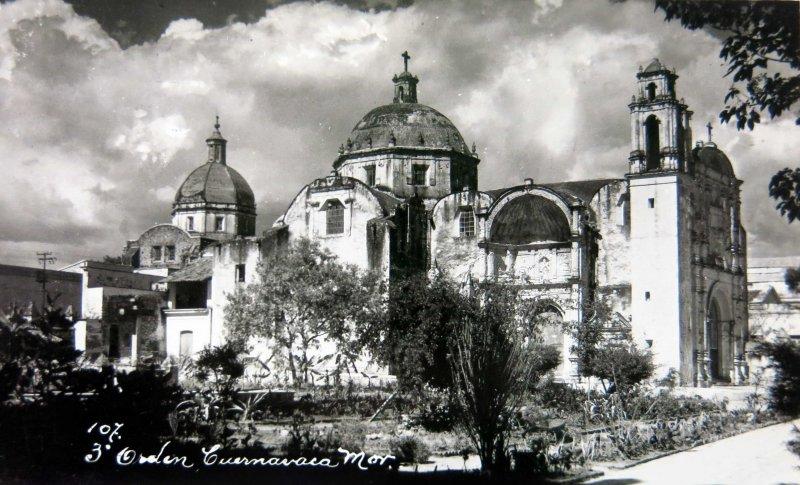 TEMPLO DE LA tercera orden Circa 1930-1950