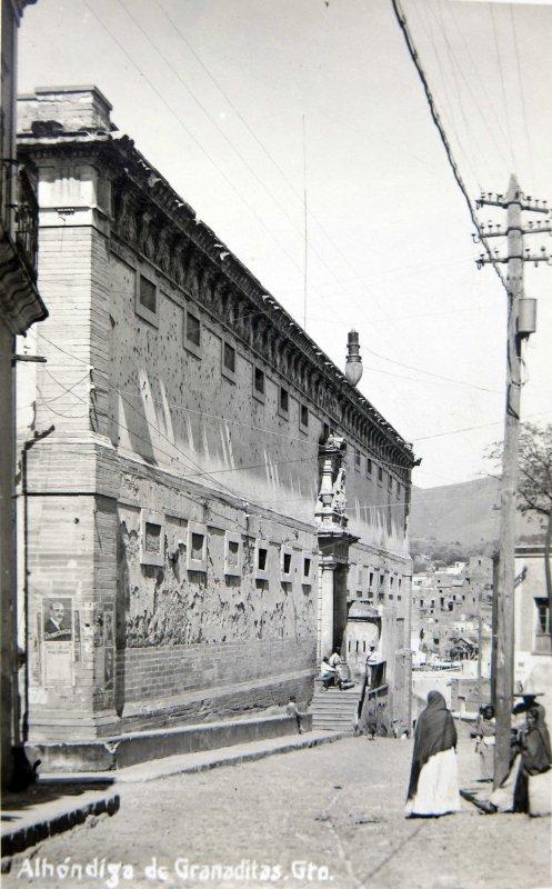 LA ALHONDIGA DE GRANADITAS Hacia 1930-1950