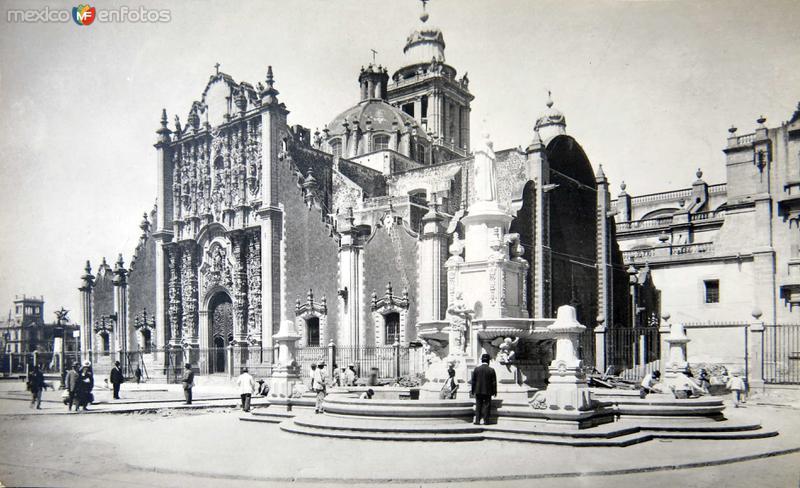 EL SAGRARIO Circa 1930-1950