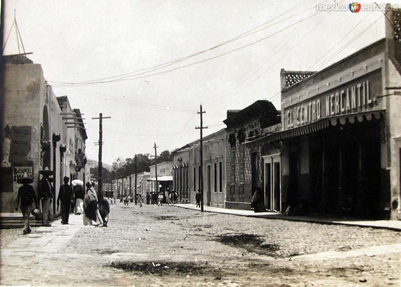 Calle y Pueblo 1930-1950