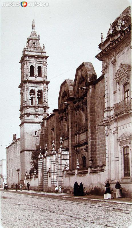 Antiguo Templo de las Monjas