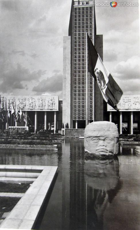 Escuela Normal de Maestros (ca. 1950)