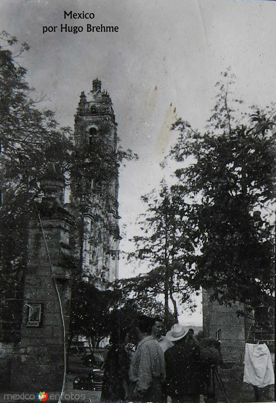 Templo de San Francisco Javier (circa 1930-1950)