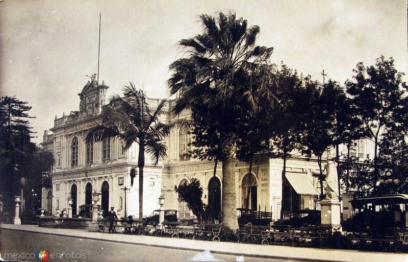 PALACIO DE GOBIERNO circa 1930-1950