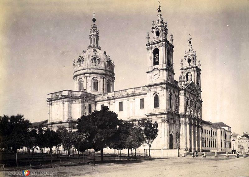 IGLESIA CIRCA 1900-1930