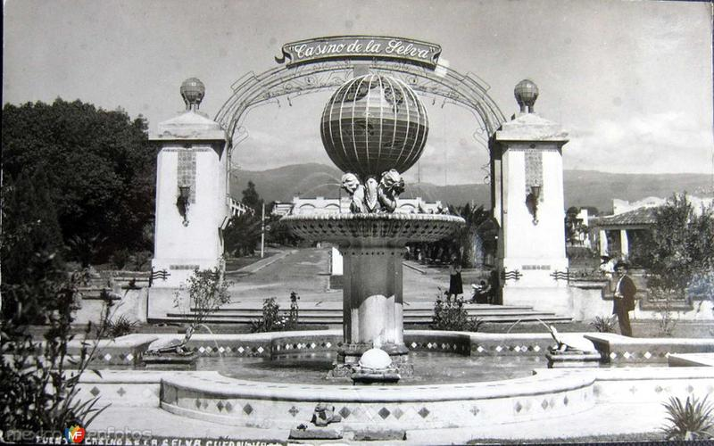 CASINO DE LA SELVA CIRCA 1930-1950