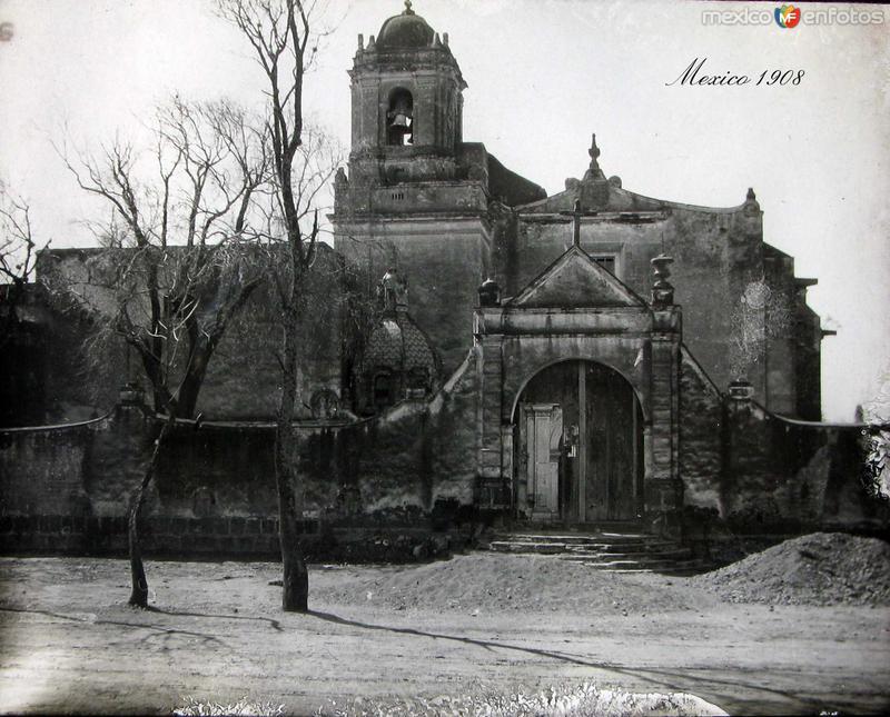 UNA IGLESIA Circa 1900-1920