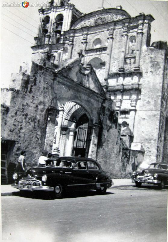 Templo de San Francisco (ca. 1940)