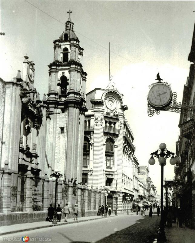Iglesia de la Profesa (Circa 1930-1950)