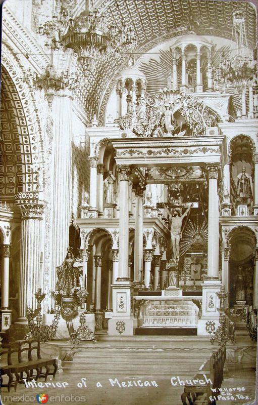 Templo de Santo Domingo (ca. 1900-1920)