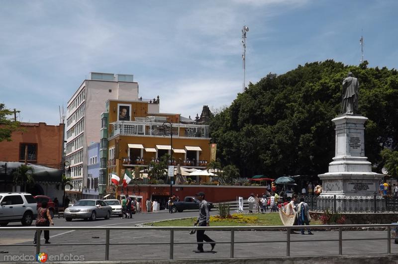 Zona centro de la ciudad. Septiembre/2015