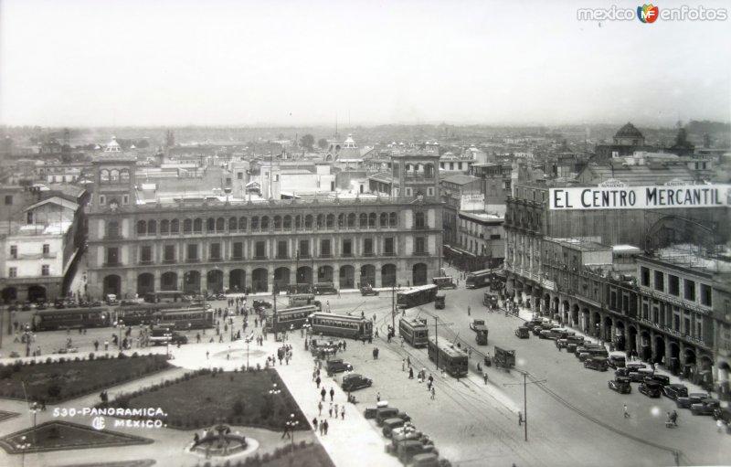 PANORAMA Alrededor de 1930-1950