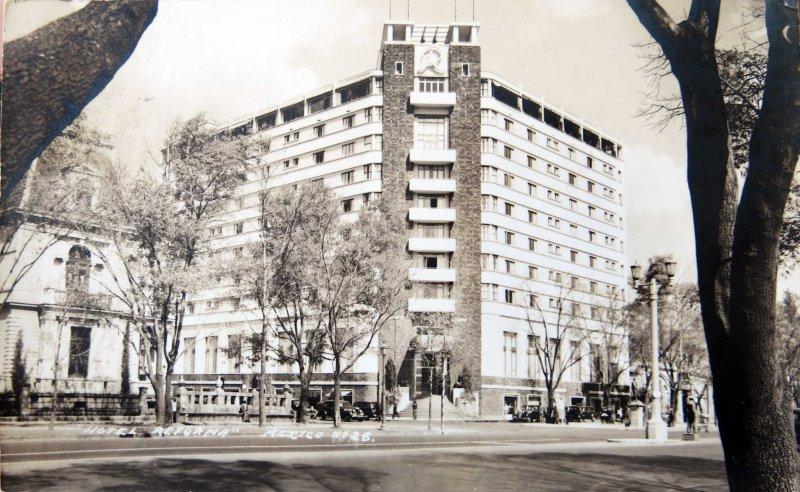 HOTEL REFORMA Circa 1930-1950