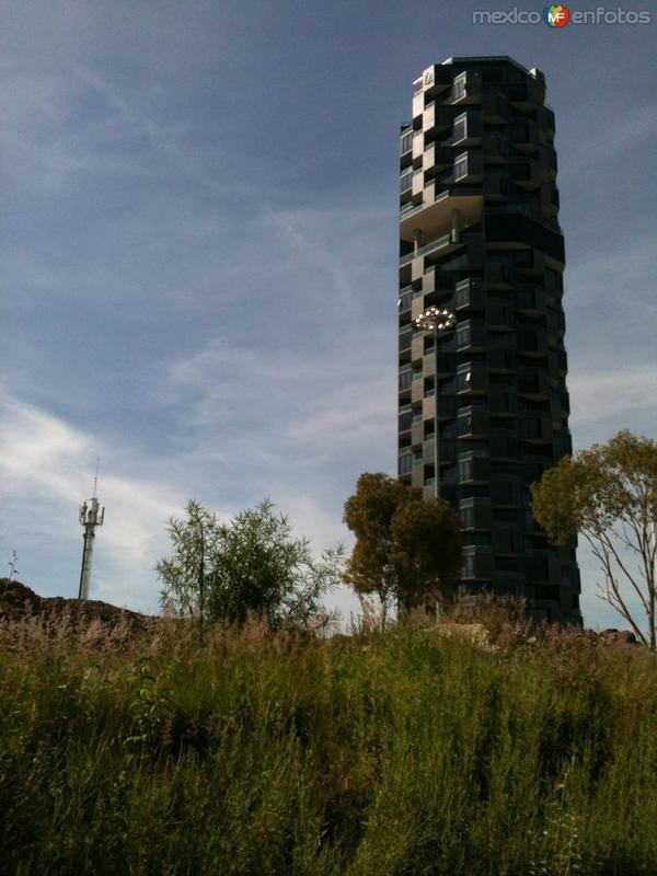 Torre Adamant. Julio/2015