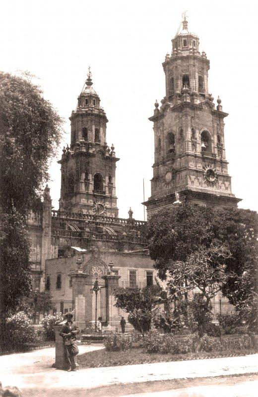 Morelia, Catedral, 1944