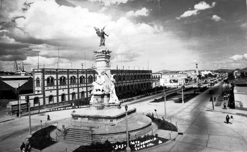 Avenida Independencia circa 1930-1950