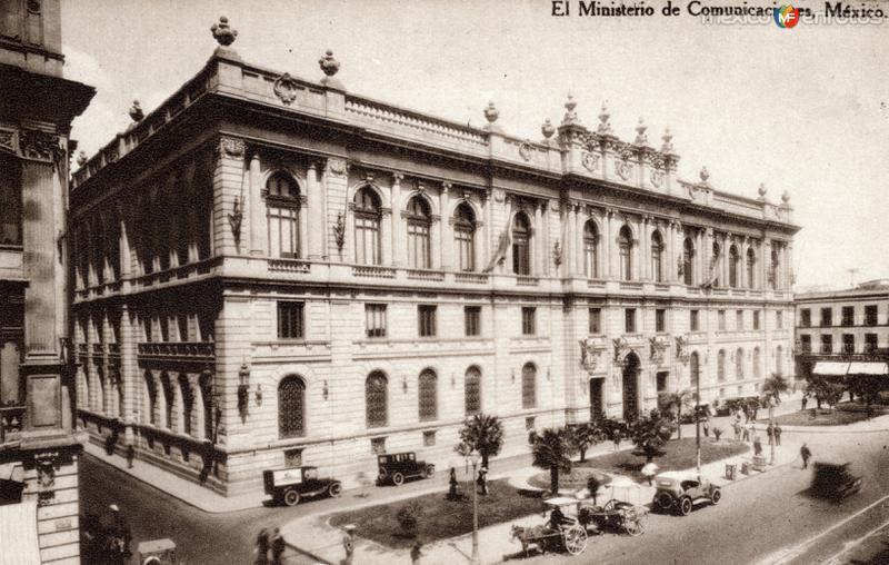 Ministerio de Comunicaciones