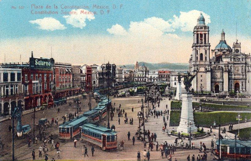 El Zócalo (Plaza de la Constitución)