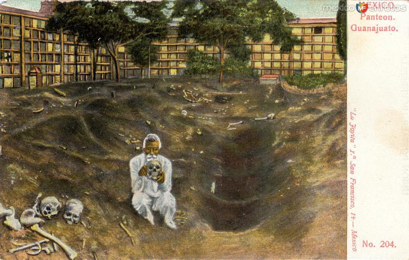 Panteón de Guanajuato