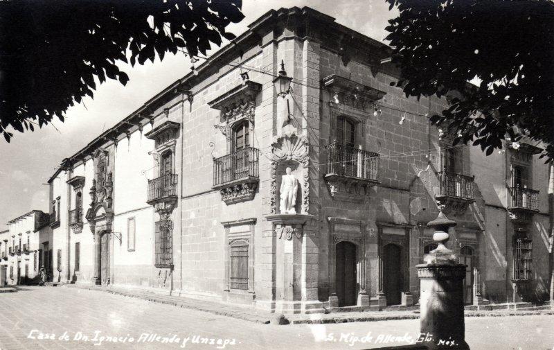 Casa de Ignacio Allende