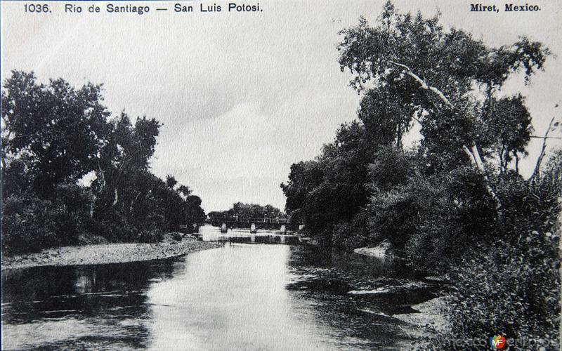 RIO DE SANTIAGO Circa 1900-1920
