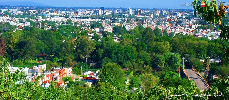 Panorámica del Ciudad de Irapuato 2014 Autor Jesús Arévalo Rosales