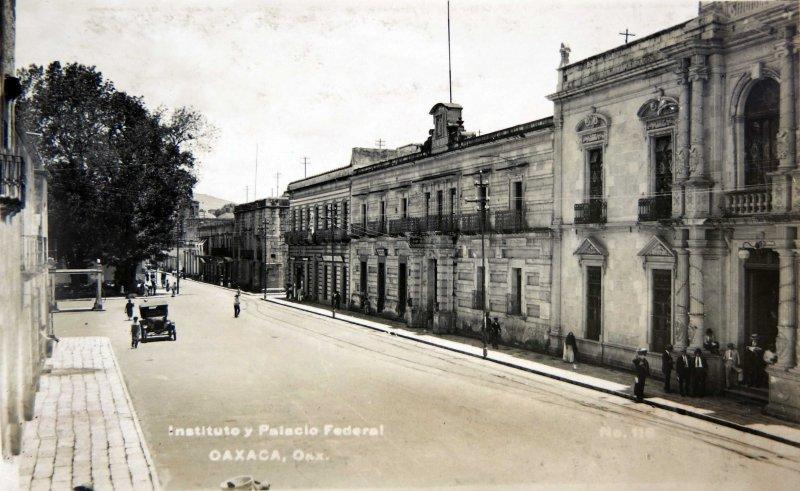 INSTITUTO Y PALACIO FEDERAL circa 1900-1920