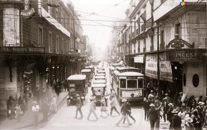 Calle Tacuba