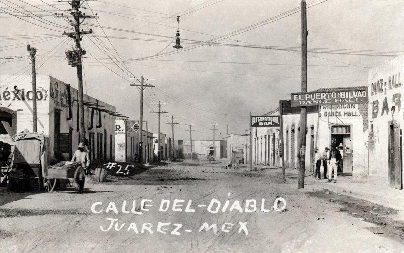 Calle del Diablo