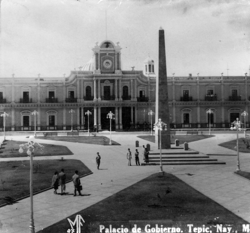 Palacio de Gobierno del estado de Nayarit