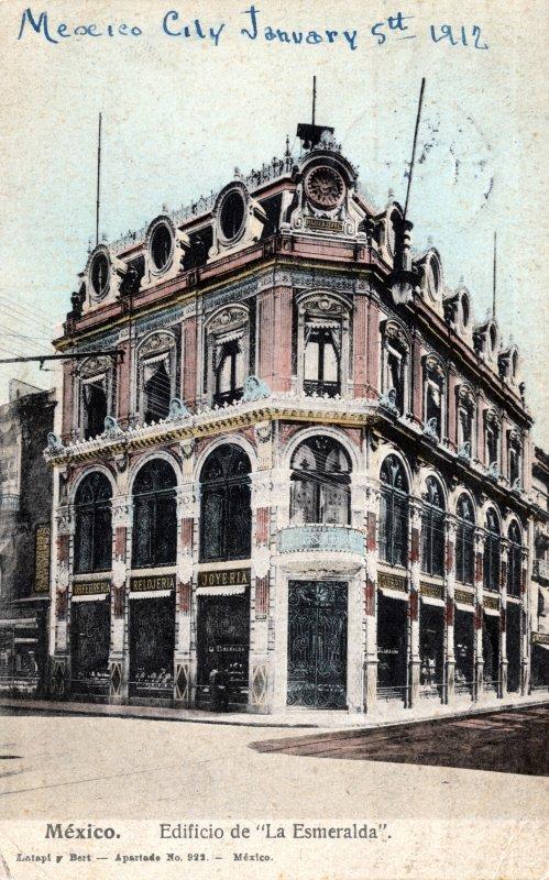 Edificio La Esmeralda