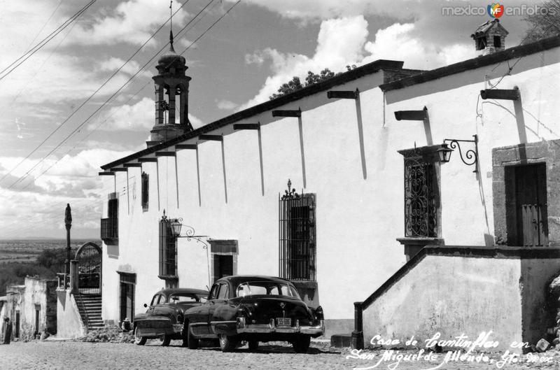 Casa de Cantinflas