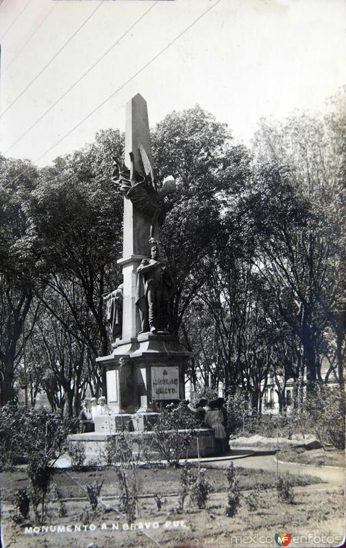 Mto. a Nicolas Bravo (circa 1940)