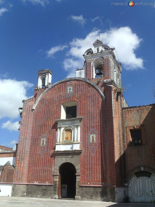 Portada del Templo de San Antonio de Padua. Enero/2016