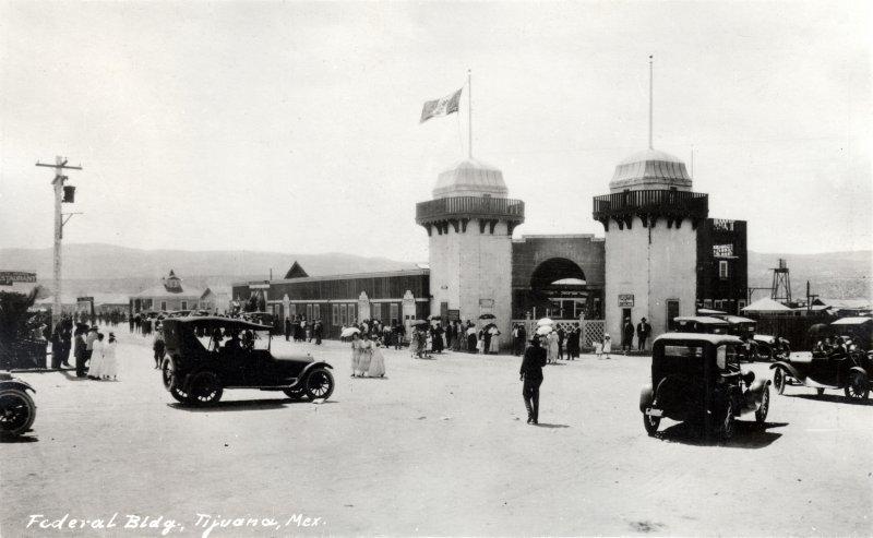 Palacio Federal de Tijuana