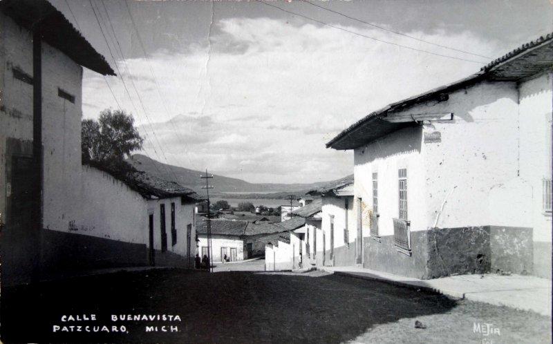 Calle de Buenavista ( 1930-1950 )