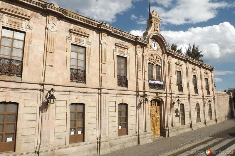 Arquitectura en el Centro Histórico. Marzo/2016