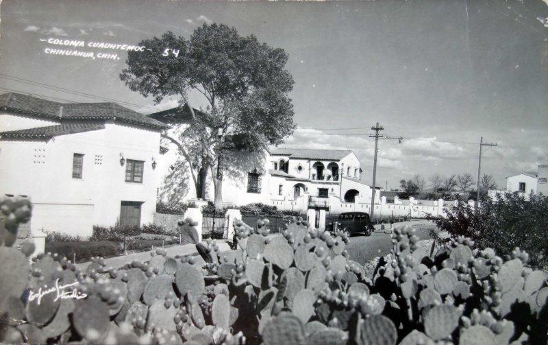 La colonia cuahutemoc chihuahua chihuahua for La colonia penitenciaria