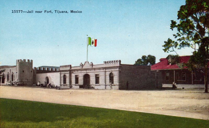 Cárcel y cuartel de Tijuana