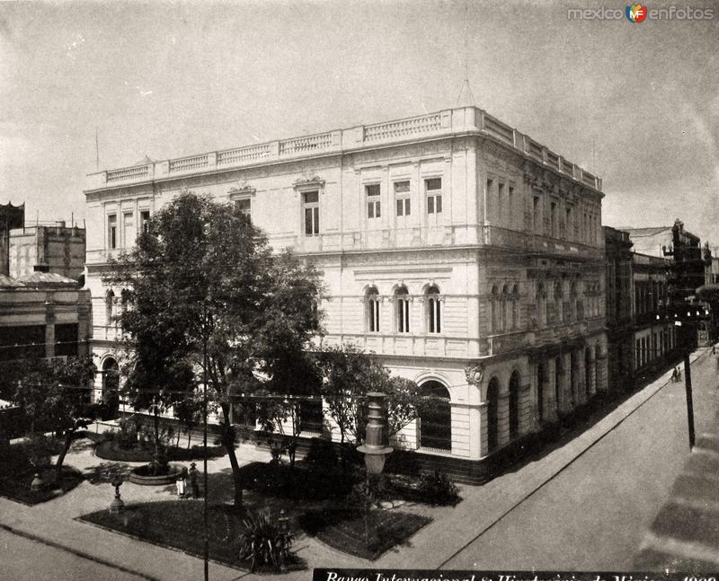 Banco International e Hipotecario