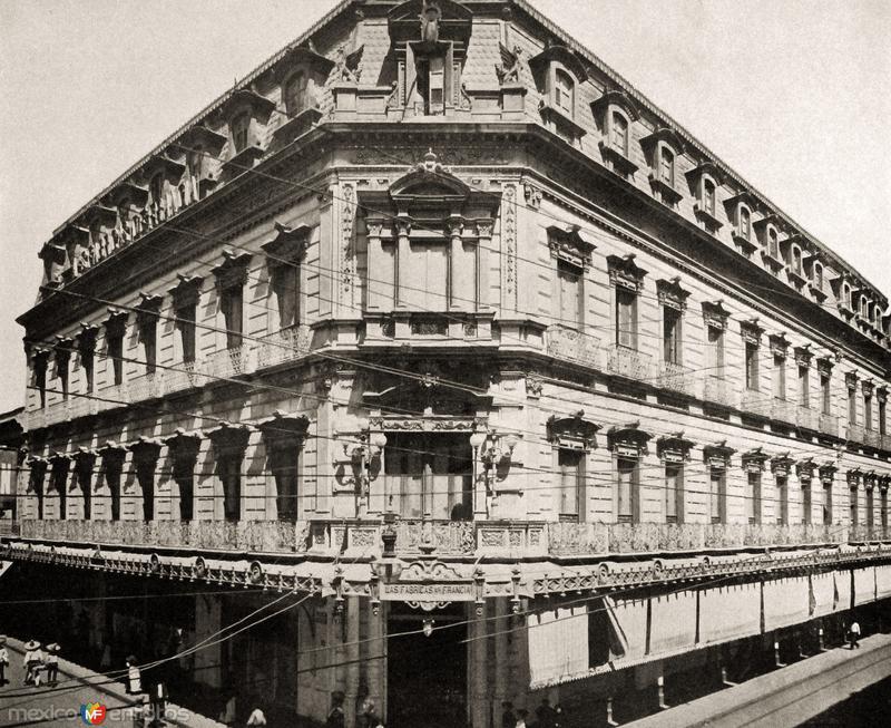 Edificio de Fábricas de Francia