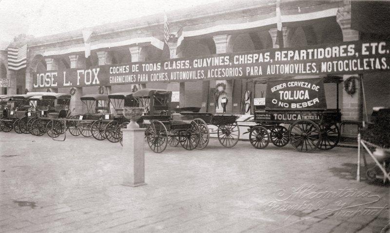 Agencia José L. Fox, coches importados de Estados Unidos