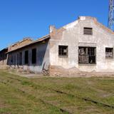 Antigua estaci�n del ferrocarril