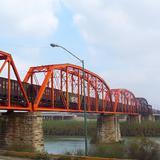 Puente ferroviario internacional